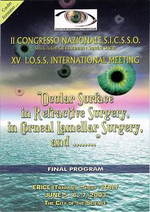 Congresso Sicsso 2003